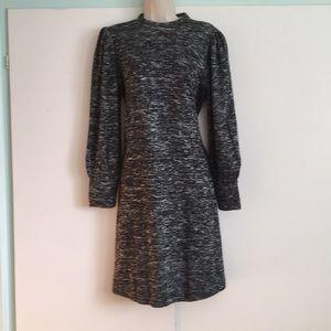 LOFT High Collar Dress